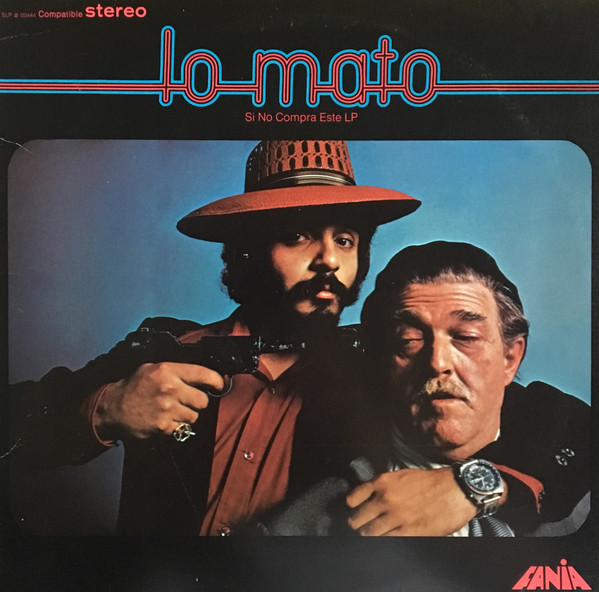 Latin song. Calle Luna, Calle Sol by Willie Colon