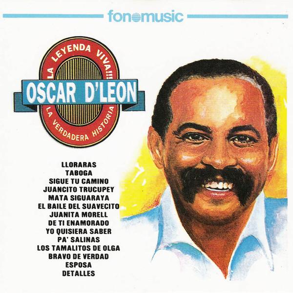 Latin song. Llorarás by Oscar D'Leon