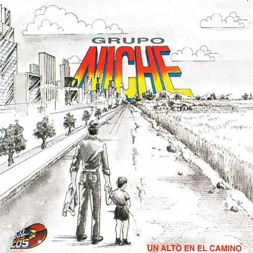 Latin song. Sin Palabras by Grupo Niche