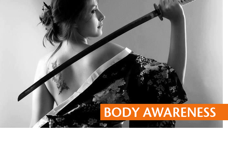 how to be good at dancing with body awareness