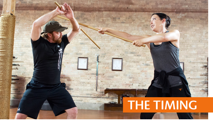 how to become a better dancer with timing